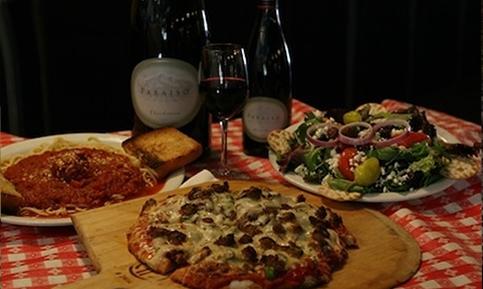 Casa Serrento Pizzeria 4 - Salinas