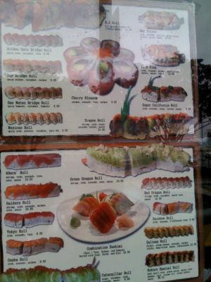 Koroko Sushi Restaurant Salinas-2