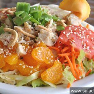Salad Shoppe In Salinas