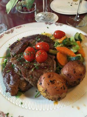 Steinbeck House Restaurant Salinas